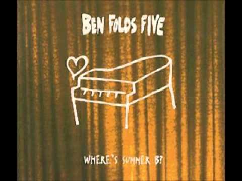 Ben Folds Five - Alice Childress (Radcliffe 13/5/1996)