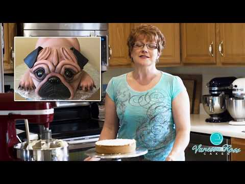 Vanessa Ross Cakes 2018 FedEx Small Business Grant Application