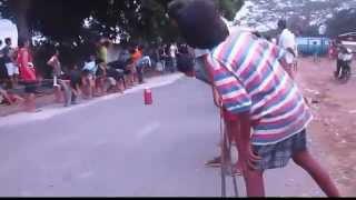 Balayan Drag race