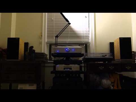 Rotel RCD 1072 & Musical Fidelity A3.2 & ProAc Tablette 2000 Sig