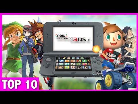 Top 10 Must Own 3DS Games Exclusives