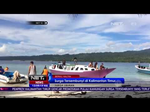 Surga Tersembunyi di Kalimantan Timur  - NET12
