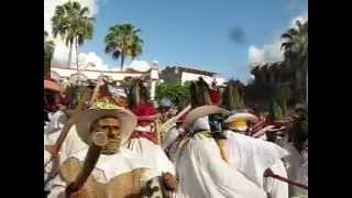 Danza del Pochó, Tenosique, Tabasco, México.avi
