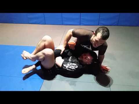 Deep half guard series Homer Simpson Sweep Bjj MMA