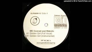 makoto feat mc conrad golden girl full vocal