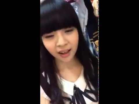 Google+ Yupi JKT48 video [2014-07-05...