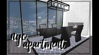 Roblox ? Bloxburg: Modern NYC Apartment
