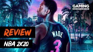 NBA 2K20 Review (deutsch)