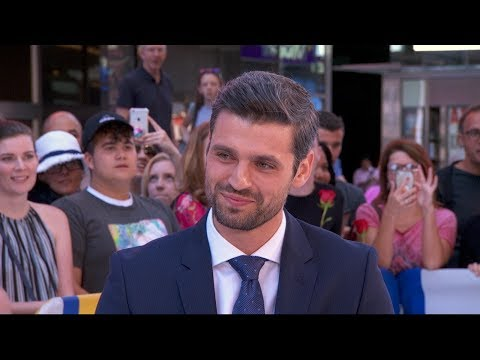 'Bachelorette' runner-up Peter Kraus speaks out about rejection