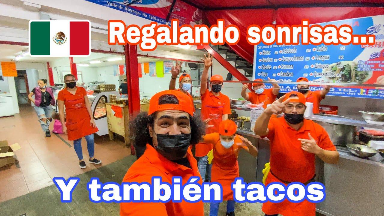 TACOS GRATIS CON EL ÁRABE !!
