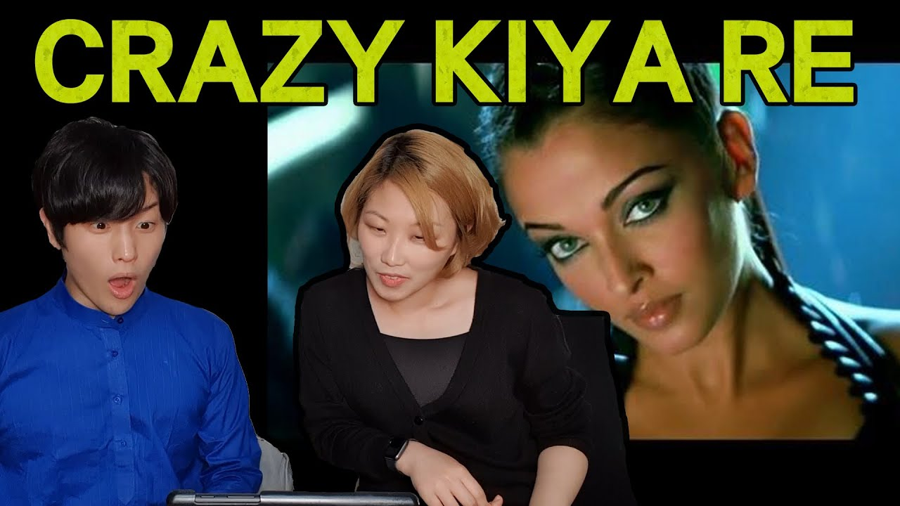 Koreans React to 'Crazy Kiya Re' | Dhoom 2 | Hrithik Roshan x Aishwarya Rai