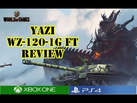 World of Tanks - Yazi WZ-120-1G FT Review thumbnail