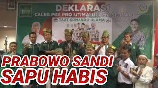 PASS LANTANG RIAU RESMI DIKUKUHKAN;RELAWAN PRABOWO SANDI;PILPRES 2019;JOKOWI MA'RUF:DEBAT CAPRES CAW