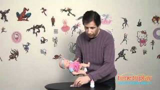 Little Mommy Wipey Dipey from Fisher-Price