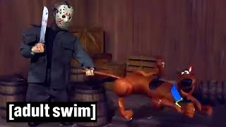 A Scooby Friday | Robot Chicken | Adult Swim
