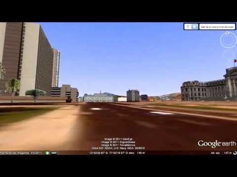 Lima - Peru edificios 3D