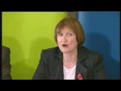 Segment of Tessa Jowell on Remote Gambling Summit (10/31/06)