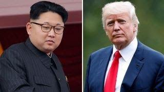Eric Shawn reports: President Trump and Kim Jong Un