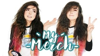 OH LOOK I HAVE MERCH NOW. | SammieSpeaks thumbnail