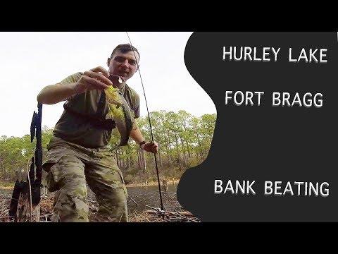 Fort Bragg Bass Fishing Hurley Lake