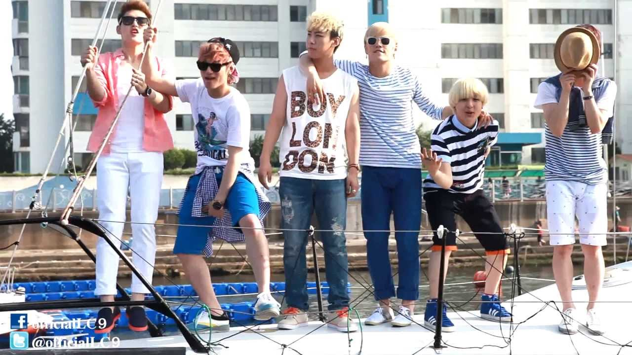 LC9 Cover of What Makes You Beautiful by One direction ...One Direction Over Again Album Cover