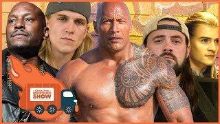 The Rock v. Tyrese || Clerks v. LOTR - The Kinda Funny Morning Show 11.02.17