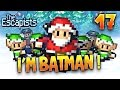The Escapists (NOEL) - Ep.17 : I'M BATMAN ! - Let's Play par TheFantasio974 FR HD