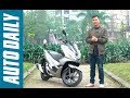 Tìm hi?u nhanh Honda PCX 150 2018 giá 70,5 tri?u ??ng v?a ra m?t |AUTODAILY.VN|