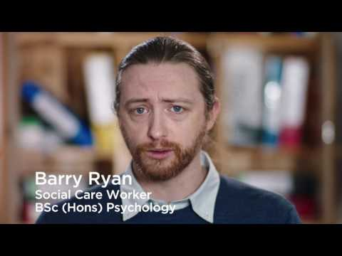The Open University - Channel 4 - Barry Ryan