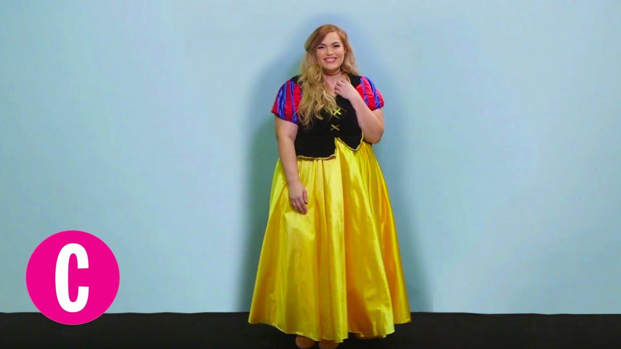 Why Disney Needs a Plus-Size Princess | Cosmopolitan - YouTube