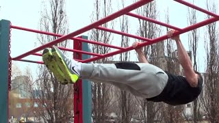 How To Do A Front Lever (Steps & Progressions)