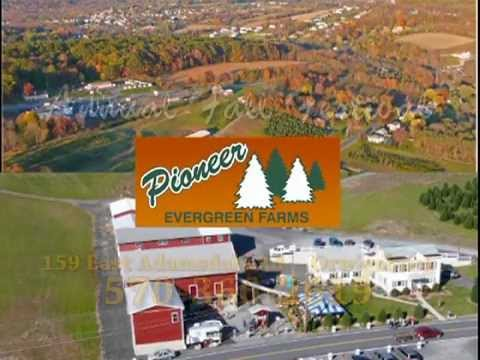 Pioneer Evergreen Farms Fall Festival Commercial Youtube