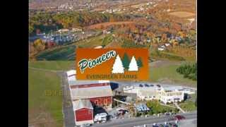 Pioneer Evergreen Farms Fall Festival Commercial