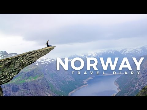 Norway Road Trip: Through Cities, Fjords, Mountains, and More! 🇳🇴