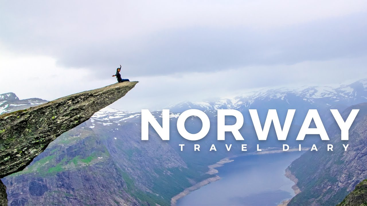 Norway Road Trip: Through Cities, Fjords, and More! - YouTube