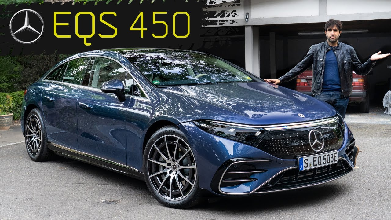 2021 Mercedes EQS Drive Review: Is our Future Safe??