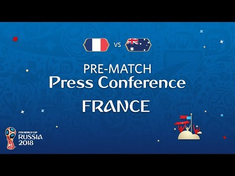 FIFA World Cup™ 2018: France - Australia: France Pre Match PC