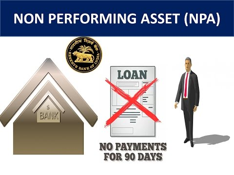 What is NPA in banking in hindi | What is non performing assets | What is npa loan,Gross NPA,Net NPA