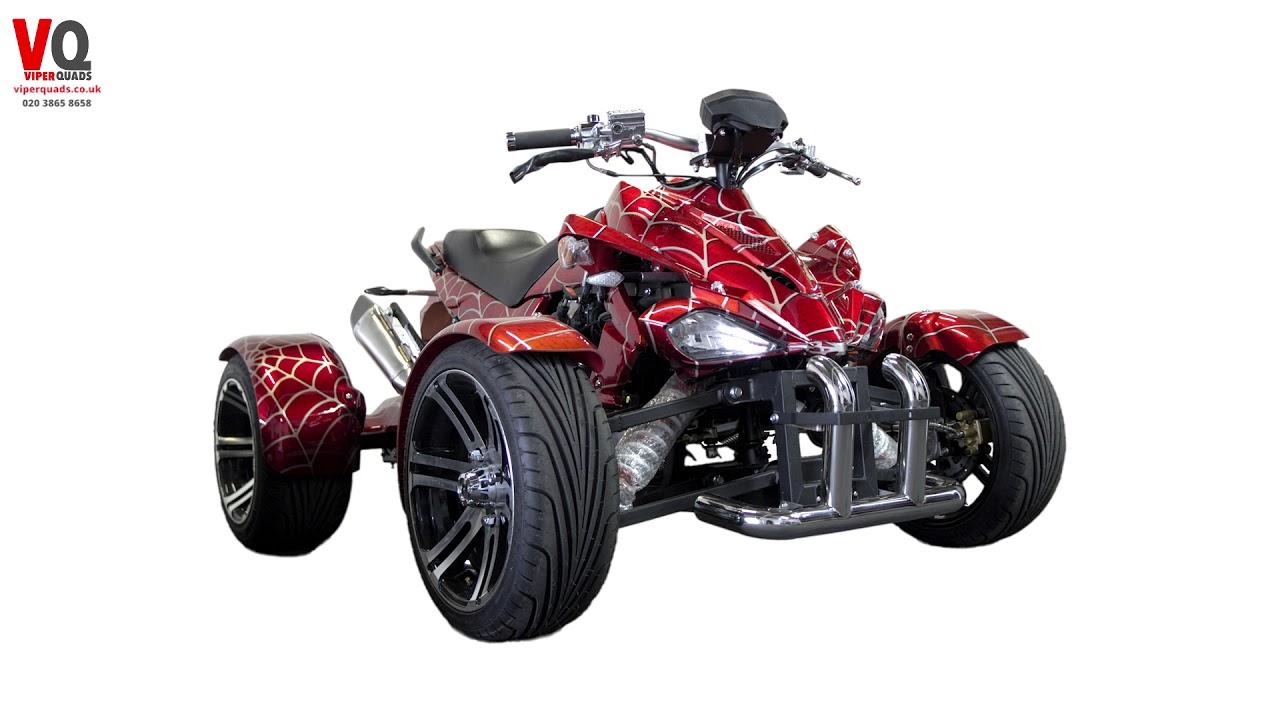 Viper Quads New F3 250 F3 350 Road Legal Quad Bikes