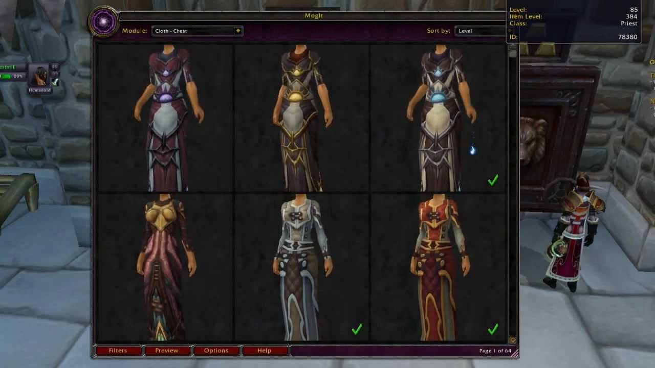 how to create wow addons