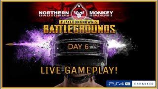 PUBG LIVE Gameplay [PS4 PRO] PLAYERUNKNOWN BATTLE GROUND, PUBG PS4 PRO