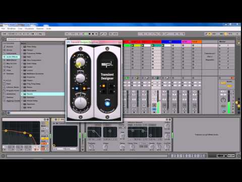 Tutorial Tech-house in ableton live 9, Drum & base ritmica (Part 1)