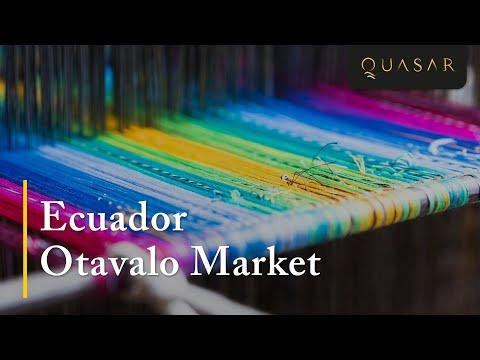Ecuador Otavalo Market: Visit The Otavalo Markets In Ecuador