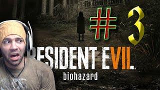 Resident Evil 7: Biohazard (Manicomio) en Español - Parte 3 - Pelea VS Jack Backer!!!