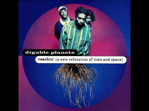Digable Planets  Reachin' A New Refutation of Time and Space 1993 FULL ALBUM