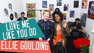 LOVE ME LIKE YOU DO - Ellie Goulding - (BO du film 50 nuances de Grey) – Covergarden Touch