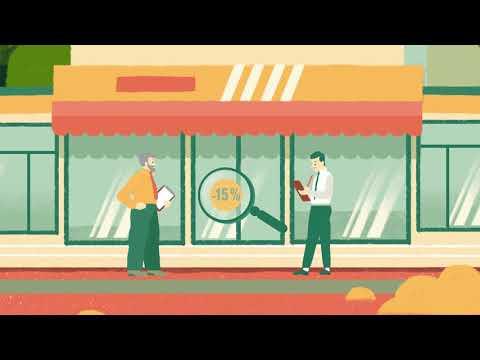 Energieeffizient Handeln – Einzelhändler machen vor, wie es geht