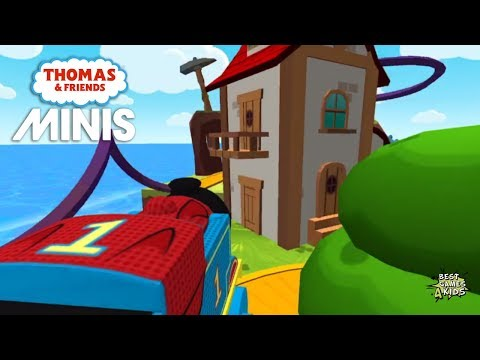 Thomas & Friends Minis #304 | IPhone Xs Max Gameplay #2 By Budge