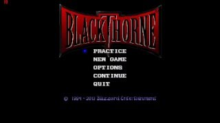 Blackthorne Gameplay (PC) [Stages 8 + 13]