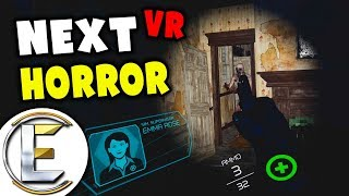 Next VR Horror Game - Killing Floor Incursion (Scary When You